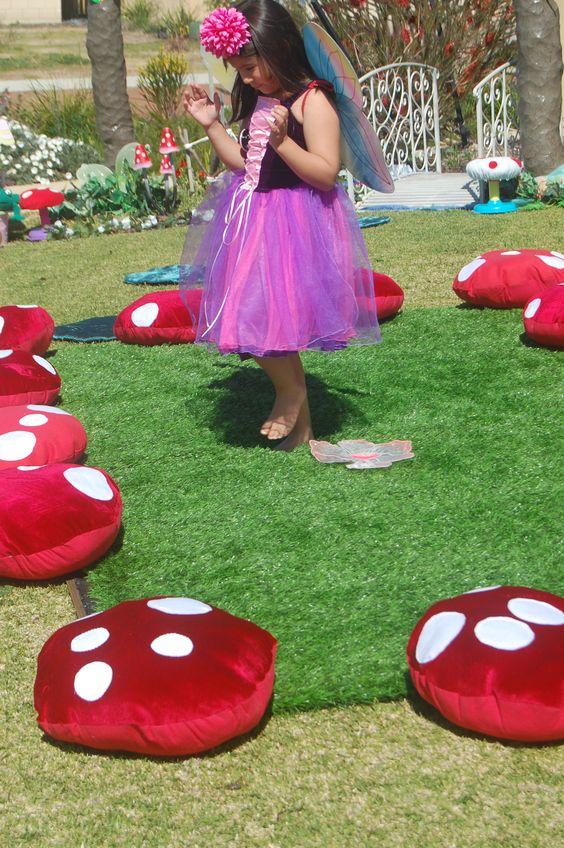 Fairy party - musical mushroom :)