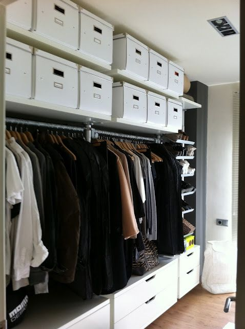 the closet what i want and closet on pinterest. Black Bedroom Furniture Sets. Home Design Ideas