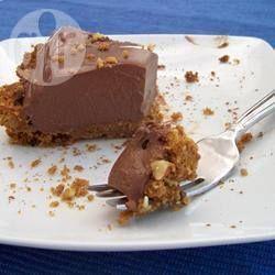 Recipe photo: Tofu Chocolate Tart