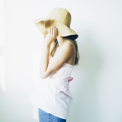 whisper blog: como usar blusa tailored @whisperbysara