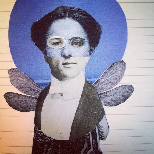 A Collage a Day | Eleanor Shakespeare