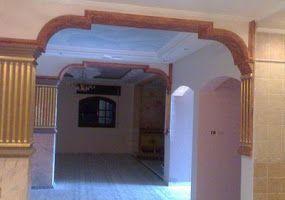 Faux Plafond Platre Marocain 2019 Platre Maroc Decoration D Interieur Et Mobilier Design Platre Ma Decoration Platre Salon Faux Plafond Faux Plafond Platre