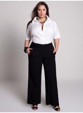 plus size women's office wear | Cabe mencionar que casi todas nuestras propuestas se encuentran en ...