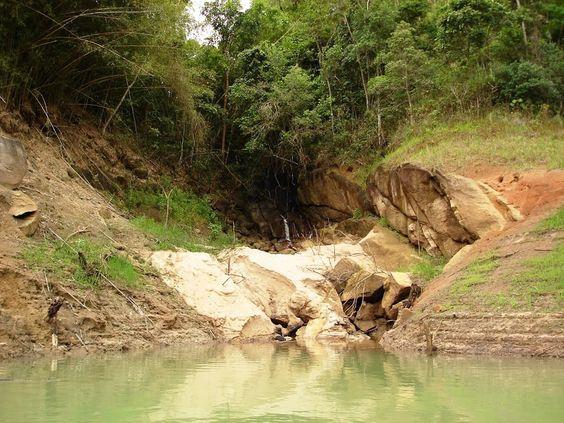 Cachoeira do Lanche.