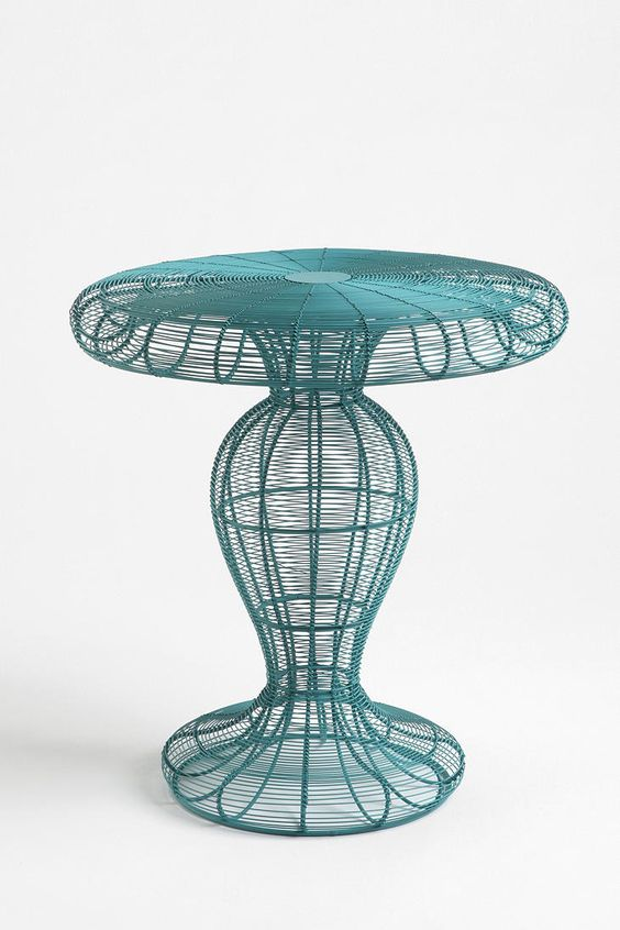 Coil Side Table