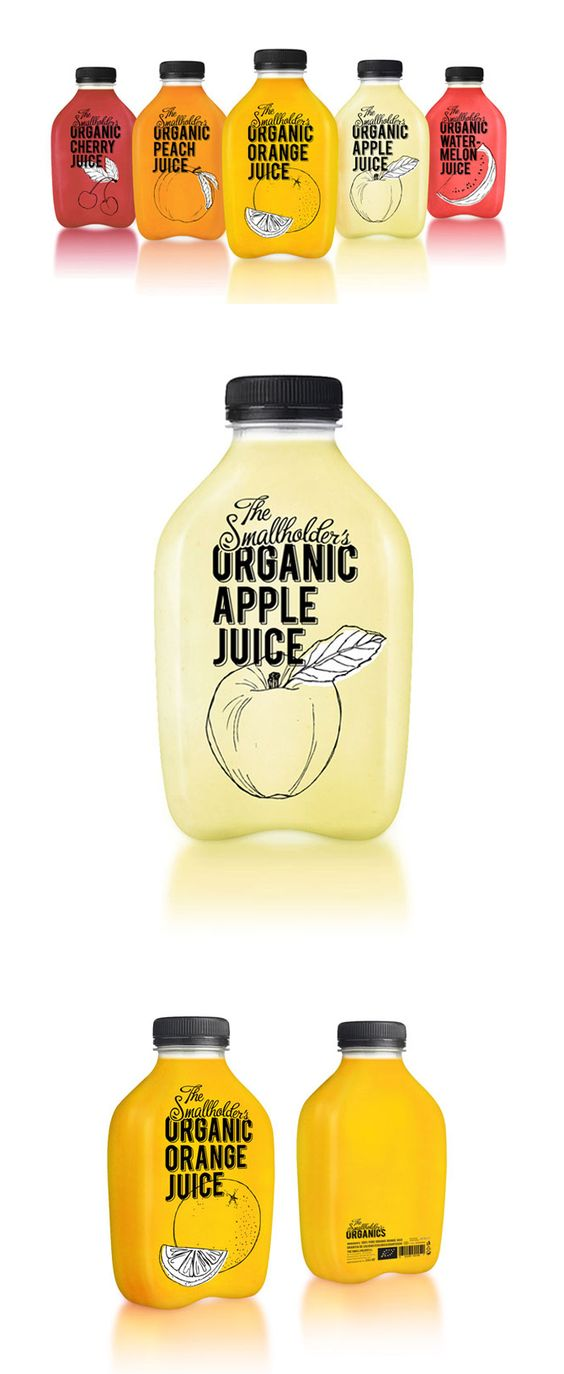 smallholder packaging design: