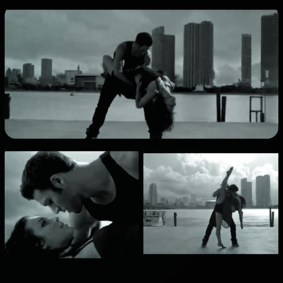 Sexy romantic dancing **step up 4