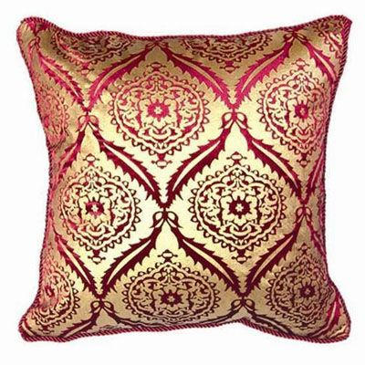 cushion cover throw pillow case home decor velveteen tessel middle east style http