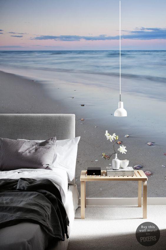 Fototapete Strand DESC - Inspiration fototapete, Raumgestaltung - Galerie • PIXERS.de