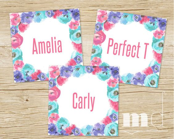 Clothing name cards 5x5 tags marketing kit roe for Lularoe name cards