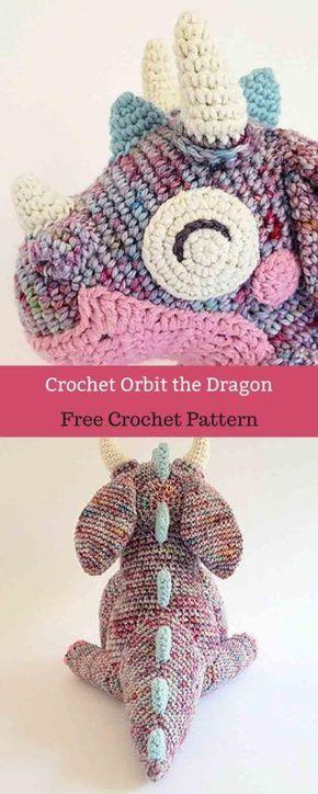 Free Amigurumi Doll And Animal Crochet Patterns | Crochet dragon ... | 724x290