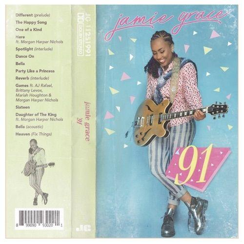 Jamie Grace Releases Highly Anticipated Third Album '91 http://www.firstladyb.com/2017/09/04/jamie-grace-releases-highly-anticipated-third-album-91/