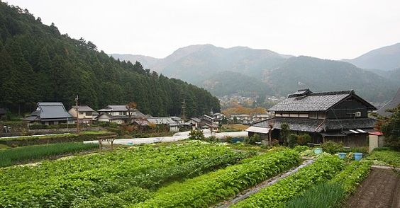 Ohara is a rural town nestled in the mountains of northern Kyoto.  #Kyoto #Japan