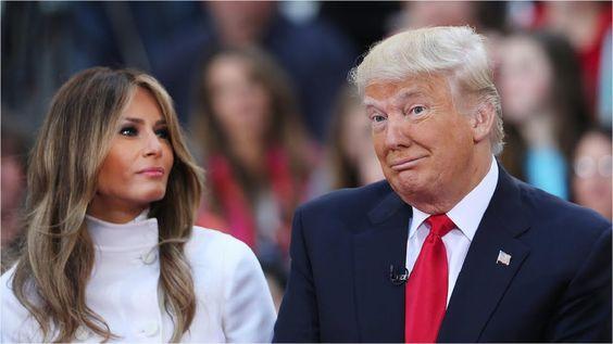 Melania Trump has two media - Melania Trump, Donald Trump - Melania Trump - Ivanka Trump - Melania