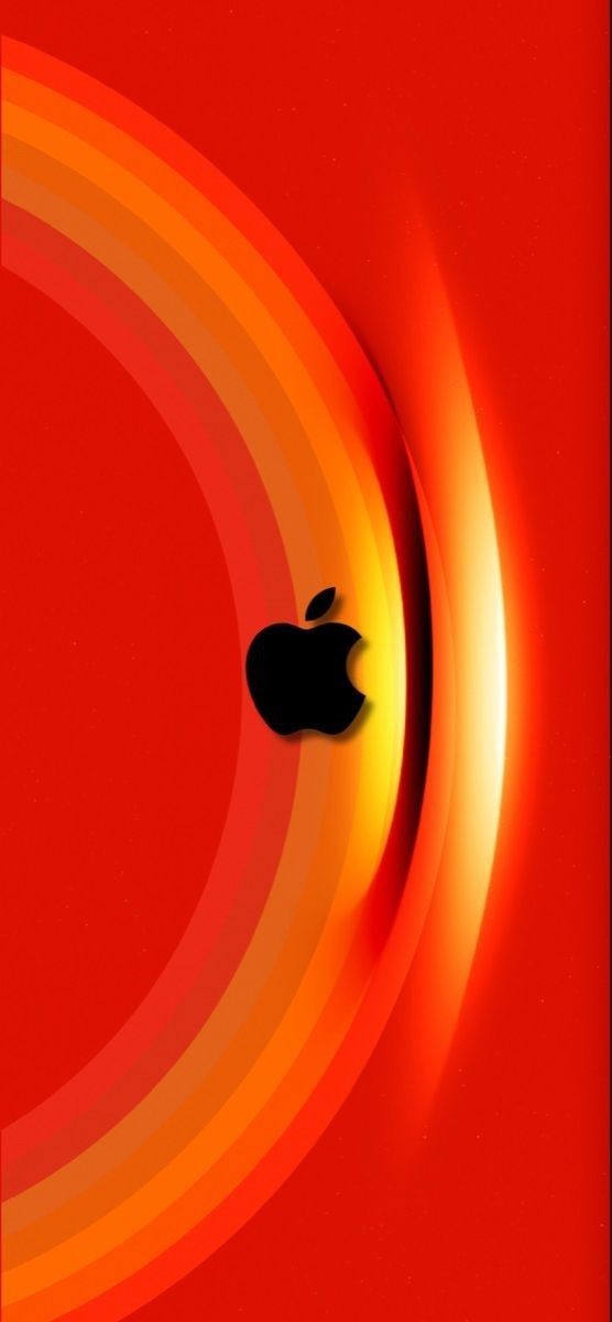 Iphone Red Wallpapers Apple Logo Iphone 12 In 2021 Iphone Red Wallpaper Apple Iphone Wallpaper Hd Apple Wallpaper Iphone