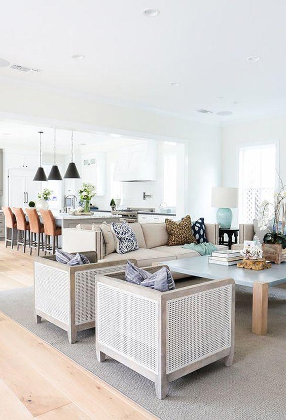 house envy coastal elegance in newport beach lark linen living room love pinterest. Black Bedroom Furniture Sets. Home Design Ideas