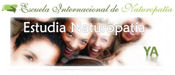 Plan de Estudios de Naturopatía 2014/2015 | Escuela Internacional Naturopatia M.R.A.