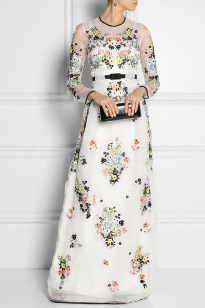 embroidered dress - Google Search