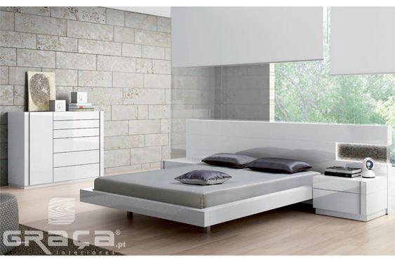 Quartos modernos quarto moderno quartos casal quarto - Sofas cama modernos ...