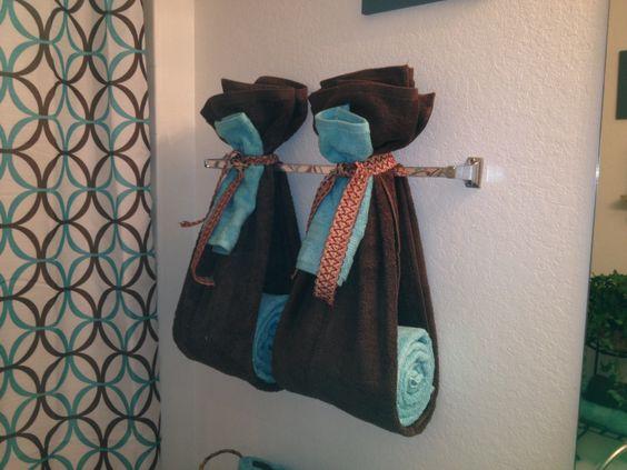 Photos Of Towel decoration