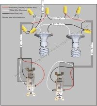 Need a Light Switch Wiring Diagram Whether you have power coming in