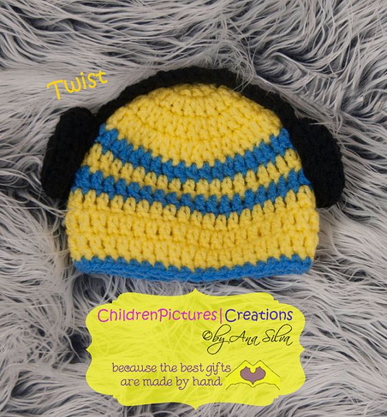 Fresh Beat Band hats toddler big kidsadults by ChildrenCreations, $40.00