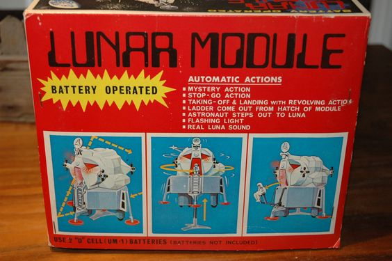 M.I. - Lunar Module