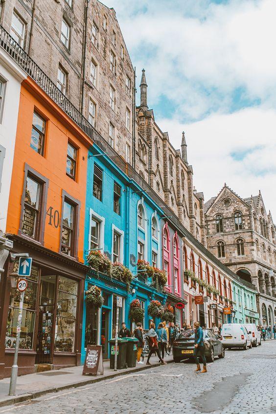 Travel Diary: Edinburgh, Scotland | LivvyLand