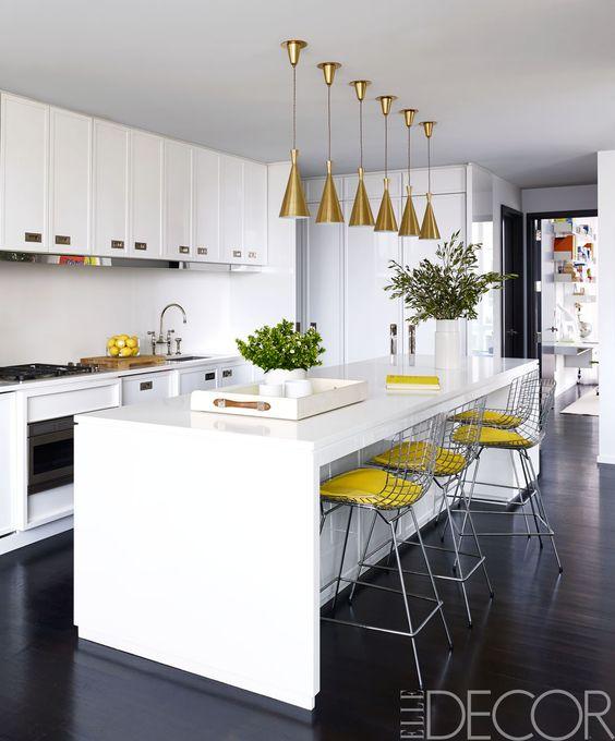 30+ Stunning Designer Kitchen Islands: