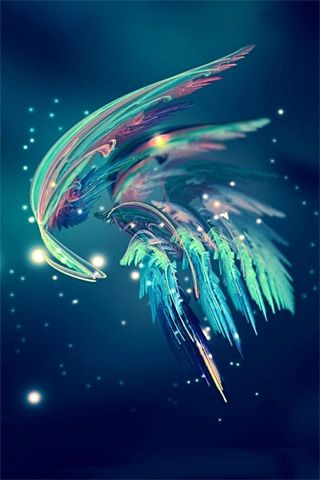 Feather Wallpaper Samsung PC Most
