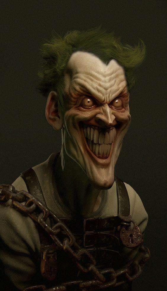 Psychotic Joker