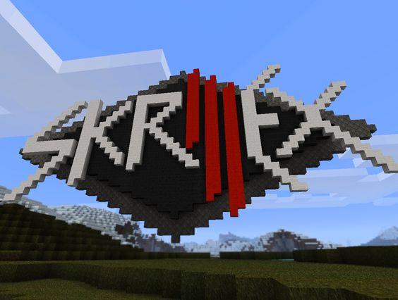 Skrillex Minecraft LOL