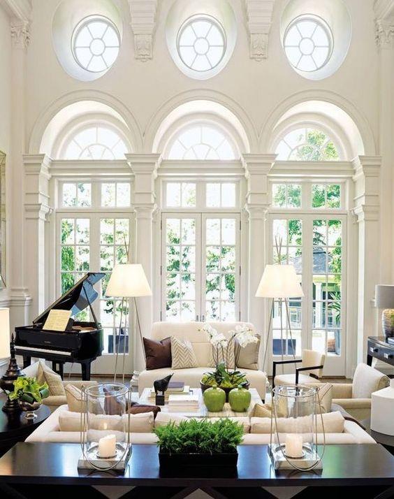 Modest Hamptons Decoration