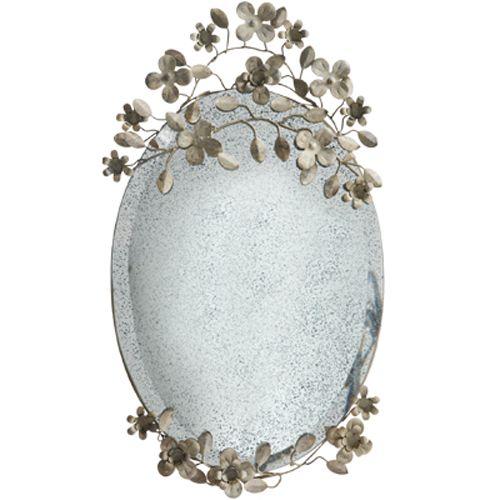 Mirror Oval Iron $49.00