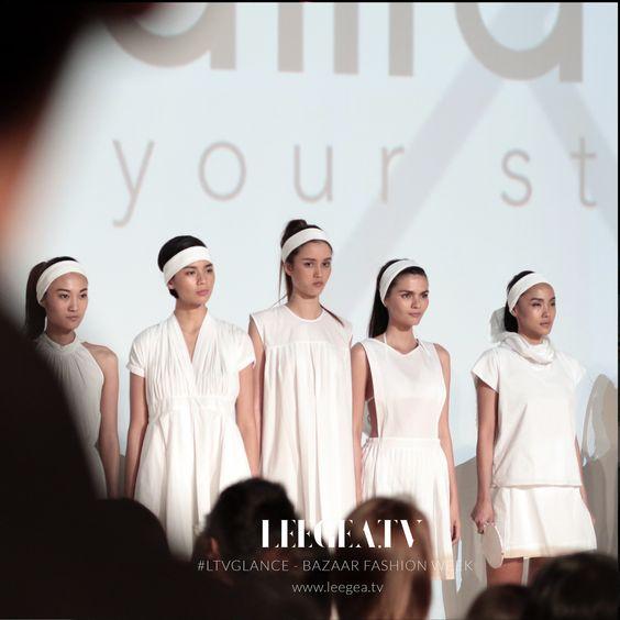 Koleksi busana ready-to-wear, Proklamasi pada Malam Penutupan Bazaar Fashion Festival 2014