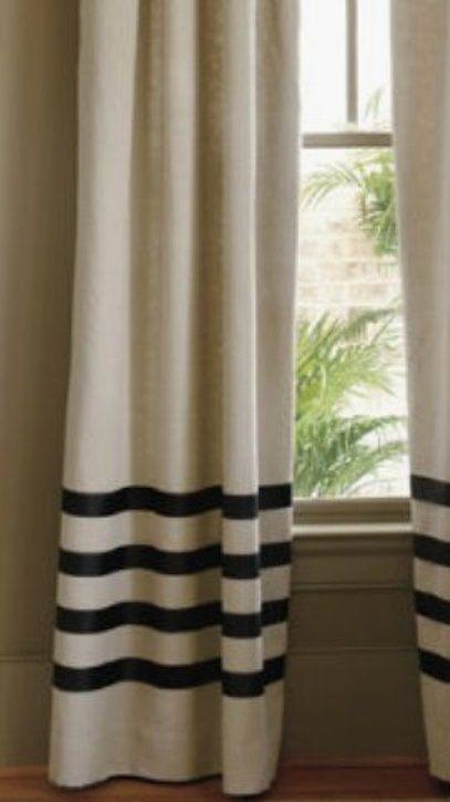 Incremente suas cortinas investindo pouco...