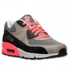 Nike Air Max 90 Premium Chaussures Homme Code de Style: 700155 006 Fraî Gris / Bambou / Noir-20