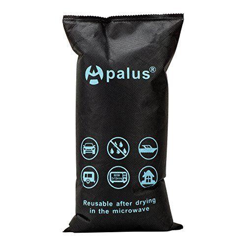 Apalus Luftentfeuchter Auto Wiederverwendbar Entfeuchter Kissen