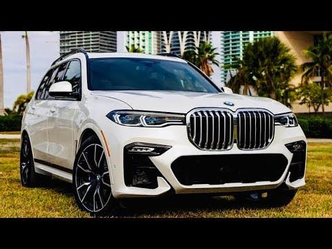 2020 Bmw X7 M50d M Sport Awesome Suv Youtube With Images
