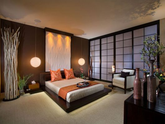 Bedroom Peaceful Asian Themed Bedroom Ideas Lavish Special Theme Pertaining To Japanese Deco Asian Style Bedrooms Japanese Style Bedroom Asian Inspired Bedroom