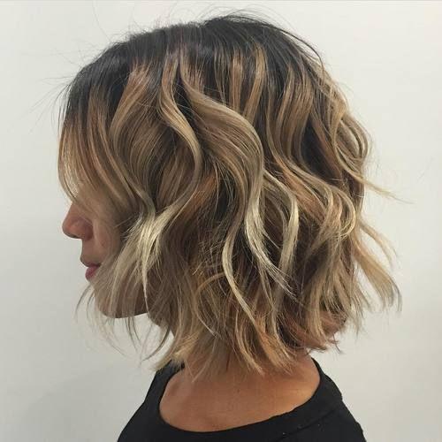 Balayage, Blond foncé and Blondes on Pinterest