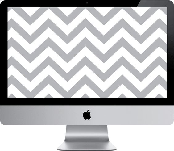 free chevron desktop wallpaper in silver mint and pink