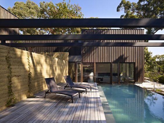 Avenue House par le studio d'architecture Neil Architecture