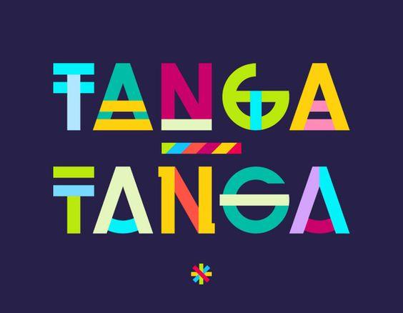 TANGA-TANGA Font