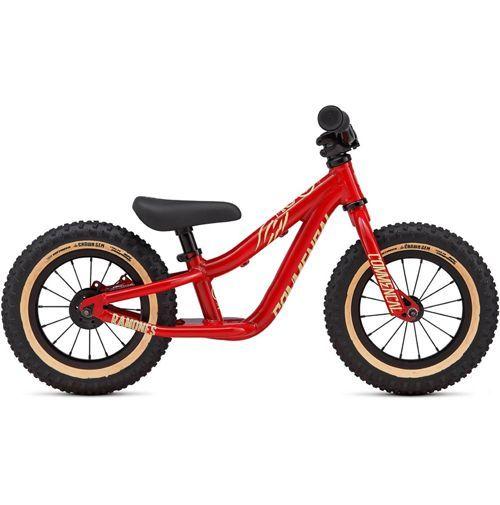 Red Raleigh Bikes Girls Raleigh Lil Push Balance Bike