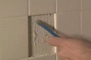 How to retile a shower area showers for How to retile a bathroom floor