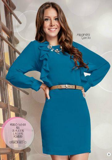 Encuentra el vestido ideal para ese compromiso tan importante. Entra a www.cklass.com