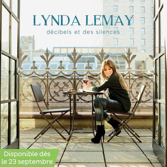 Décibels et des silences - Lynda Lemay - Nombre de titres : 15 titres  - Référence : 24629 #CD #Musique #Cadeau