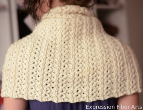 Knitting Pattern For Scarf In The Round : STOCKHOLM SCARF \ Finished Object \ ?Instructions for Knitting in the Round? ...