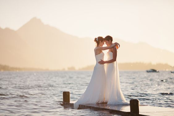 Romantische Hochzeit in Neuseeland ~ by Alpine Image Co. Photography | www.brautsalat.de